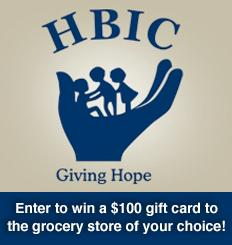 HBIC Gift Card Contest