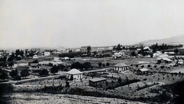 Whittier, California, late 19th century
