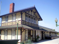 Southern Pacific Railroad Depot